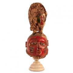 Circa 19th Century Igbo Dance Mask Nigeria - 2131050