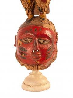 Circa 19th Century Igbo Dance Mask Nigeria - 2131055