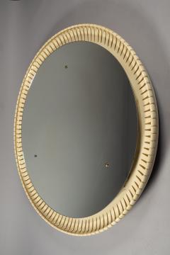 Circular Illuminated Mirror - 1641893