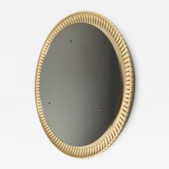 Circular Illuminated Mirror - 1645278
