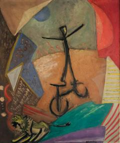 Circus Colorful Modern Painting - 1039797