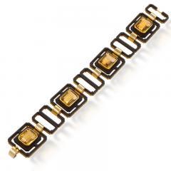 Citrine Quartz Bracelet by Marsh - 917448