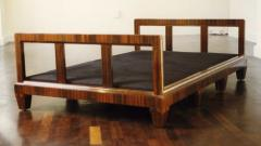Cl ment Mere French Art Deco Macassar Ebony Daybed - 470944