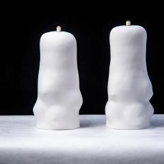 Claire de Lavallee Artemis Ceramic table Lamps by Claire de Lavallee - 1118845