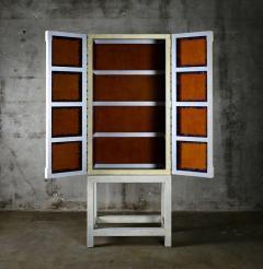 Clare Graham Clare Graham Teddy Bear Blue Eye Cabinet - 428482