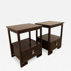 Classic Pair of side cabinets By John Stuart - 1091005