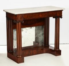 Classical Carved Mahogany Pier Table - 1268501