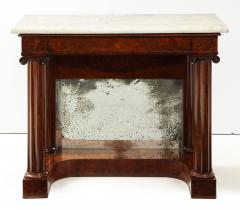 Classical Carved Mahogany Pier Table - 1268502