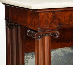Classical Carved Mahogany Pier Table - 1268503