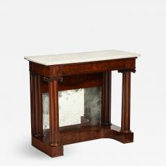 Classical Carved Mahogany Pier Table - 1270846