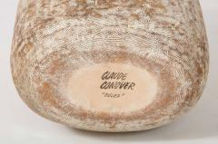 Claude Conover Blueb Ceramic Vessel - 1969572
