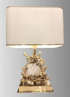 Claude Victor Boeltz Table lamp by Claude Victor Boeltz France circa 1975 - 1585612
