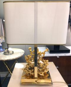 Claude Victor Boeltz Table lamp by Claude Victor Boeltz France circa 1975 - 1585615