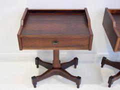 Claudio Salocchi Pair of Side Tables by Claudio Salocchi for Sormani Model SC 50 - 1172228