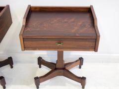 Claudio Salocchi Pair of Side Tables by Claudio Salocchi for Sormani Model SC 50 - 1172230