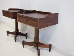 Claudio Salocchi Pair of Side Tables by Claudio Salocchi for Sormani Model SC 50 - 1172234