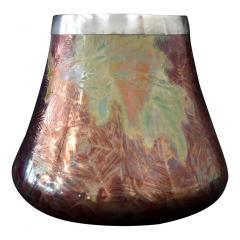 Clement Massier French Japonesque Art Nouveau Lusterware Vase Clement Massier - 1984649