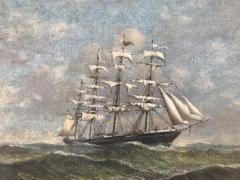 Clipper in High Seas  - 671261