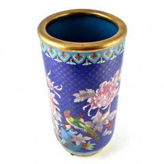 Cloisonn Vases China 15  - 147217