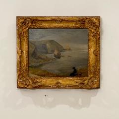 Coastal Painting American Circa 19th Century - 1459285