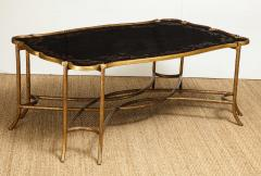 Coffee Table with Chinoiserie Top - 1311025