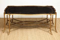 Coffee Table with Chinoiserie Top - 1311026