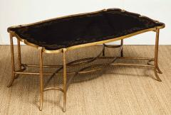 Coffee Table with Chinoiserie Top - 1311029