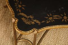 Coffee Table with Chinoiserie Top - 1311030