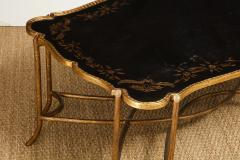 Coffee Table with Chinoiserie Top - 1311031