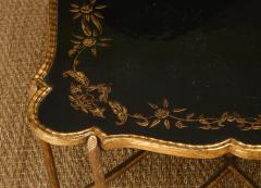 Coffee Table with Chinoiserie Top - 1311033