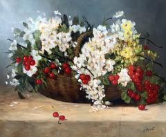 Colette Privat Le Panier de Cerises  - 1847799