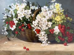 Colette Privat Le Panier de Cerises  - 1847801