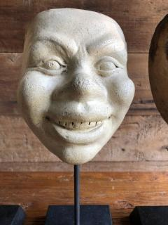 Collection Of 19th Century Carnival Mask Molds - 1040692