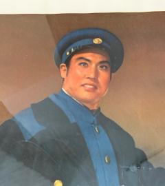 Collection of Five Chinese Posters from the Cultural Revolution - 1096263