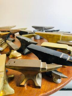 Collection of Miniature Anvils - 1038532