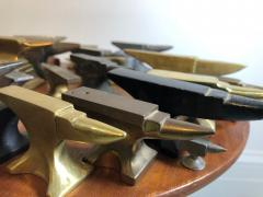 Collection of Miniature Anvils - 1038534