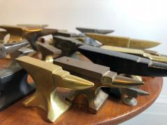Collection of Miniature Anvils - 1038535