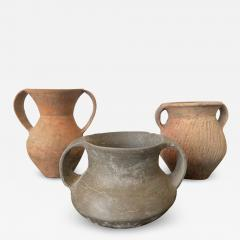 Collection of Three Chinese Neolithic Pottery - 1913266