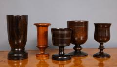 Collection of Treen Vessels - 685781