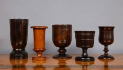 Collection of Treen Vessels - 685782