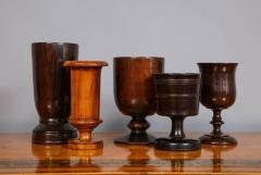 Collection of Treen Vessels - 685783