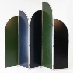 Colorful Modernist Folding Screen by Sandro Petti - 2004484