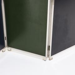 Colorful Modernist Folding Screen by Sandro Petti - 2004486
