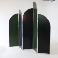 Colorful Modernist Folding Screen by Sandro Petti - 2004487