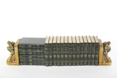 Complete Collection Gilt Leather Bound Book Set - 2107255