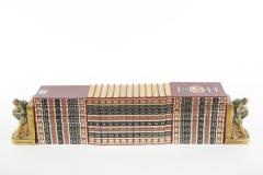 Complete Collection Gilt Leather Bound Book Set - 2107269