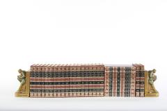 Complete Collection Gilt Leather Bound Book Set - 2107299