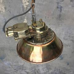 Conical Brass Ceiling Pendant - 994279