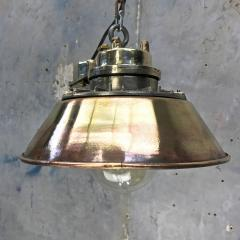 Conical Brass Ceiling Pendant - 994283