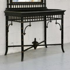 Console vaity table Italy late XIXth century - 1488557